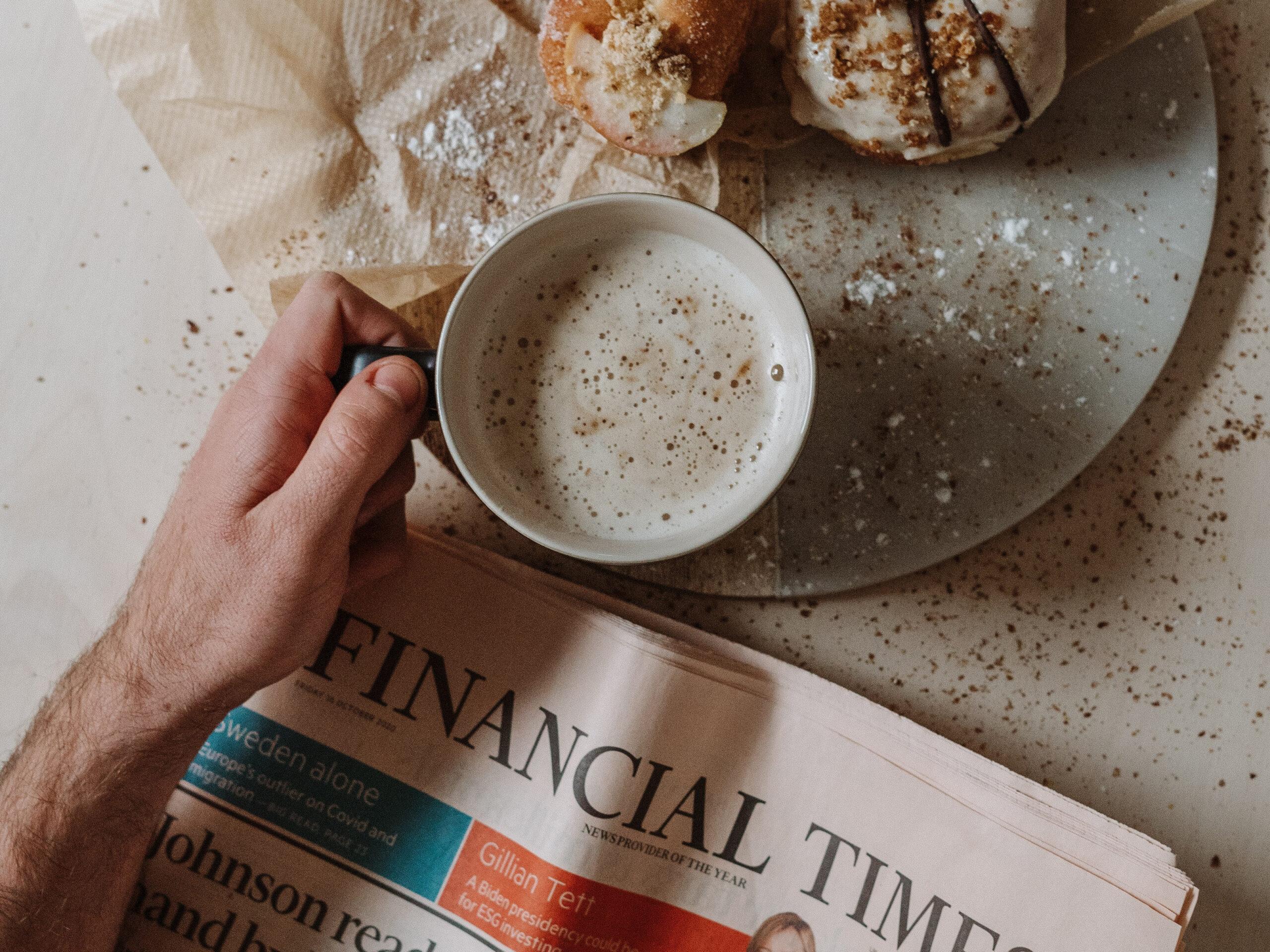 Как сделать вашу корпоративную газету интересной
